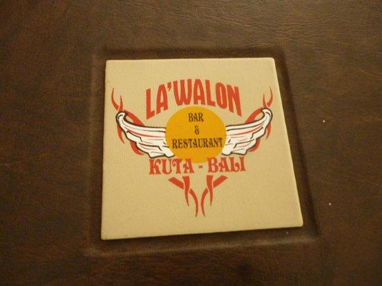 La Walon Hotel: logo