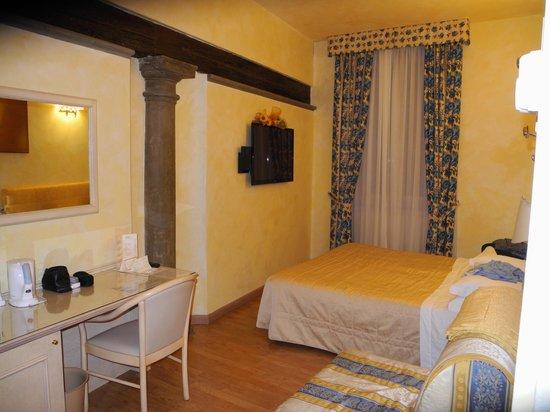 Hotel Alba Palace : Zimmer