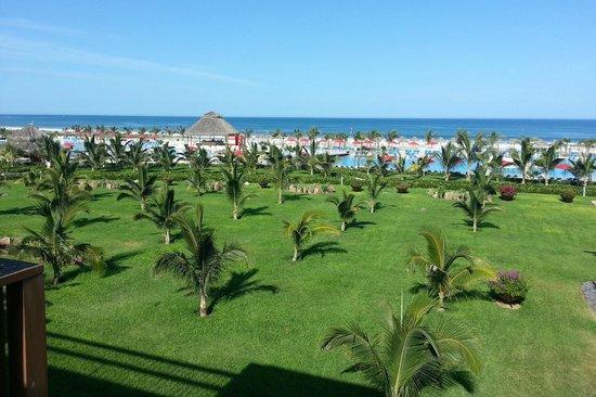 Royal Decameron Punta Sal: Vista desde la habitacion