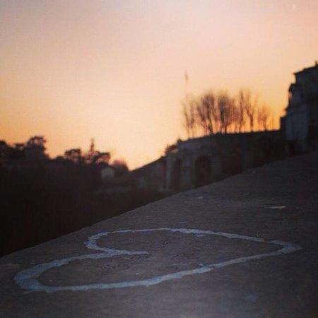 Cinta Muraria di Bergamo : Tramonto by Mood