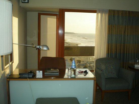 Carlton Tel Aviv: vista desde la habitacion