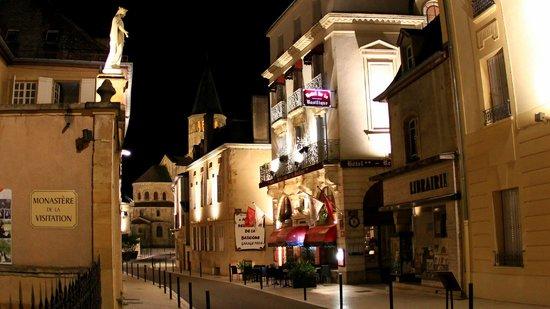 Hotel Restaurant de La Basilique