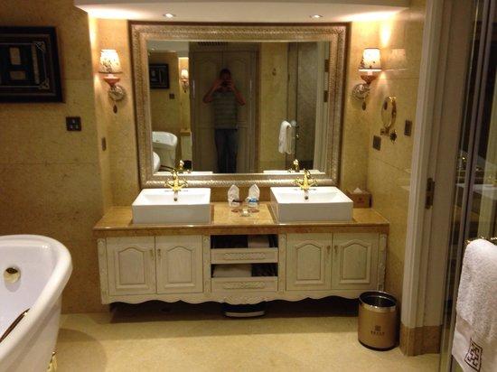 Grand Bravo Guilin: Bathroom