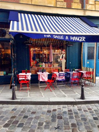 Best Eatery In Paris Picture Of Ma Salle A Manger Paris