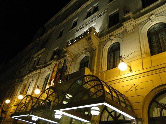 Radisson Blu Beke Hotel, Budapest: vista externa