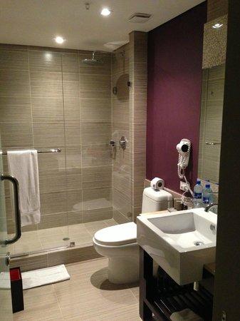 Hard Rock Hotel Panama Megapolis: salle de bain
