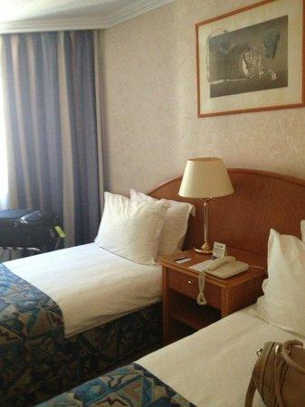 Radisson Blu Beke Hotel, Budapest : camas