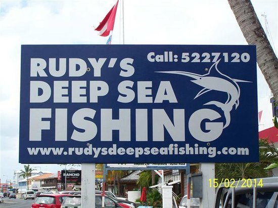 ‪Rudy's Deep Sea Fishing Charter‬