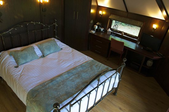 Burton Lodge Guest House: The Bothy - Bedroom