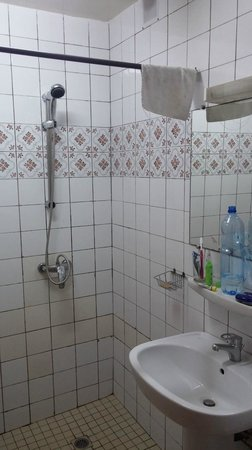 Hotel Soritel: Basic Bathroom