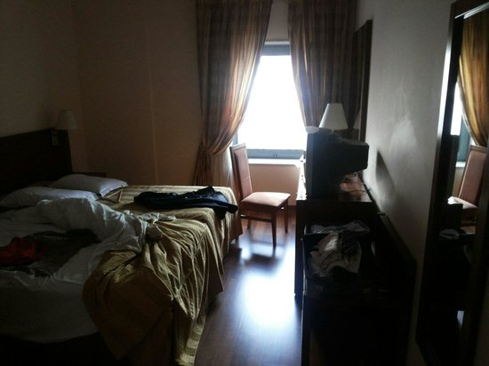 Hotel Travel Park: Room