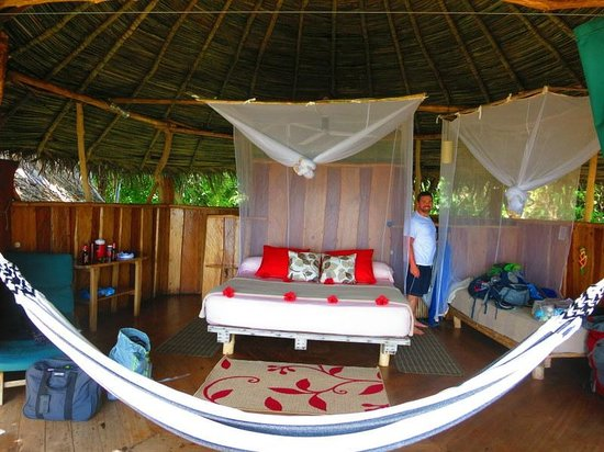 Al Natural Resort : Our bedroom