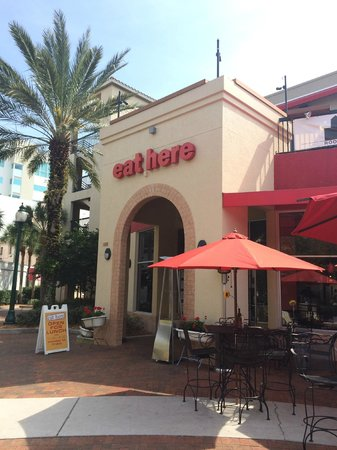 Eat Here: Great spot