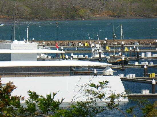 Andaz Costa Rica Resort At Peninsula Papagayo: La marina