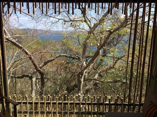 Andaz Costa Rica Resort At Peninsula Papagayo: Vista desde el balcón de la habitación