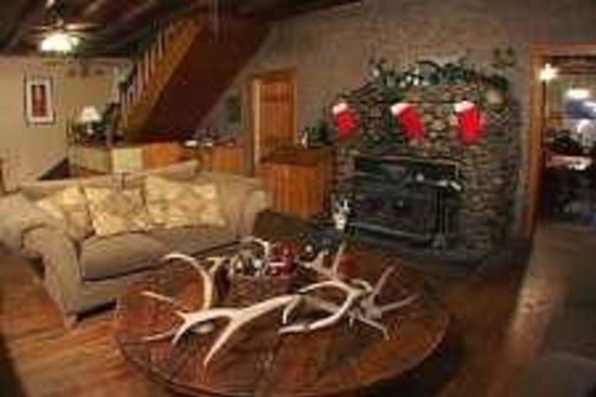 Spruce Lodge Lobby