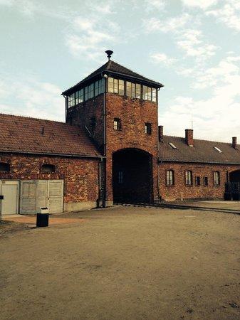 Auschwitz-Krakow Tours : Auschwitz