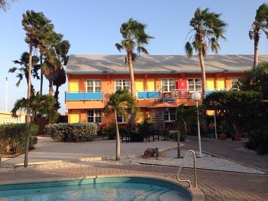 MVC Eagle Beach: Hotel MVC