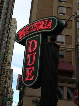 Pizzeria Due, Chicago, IL