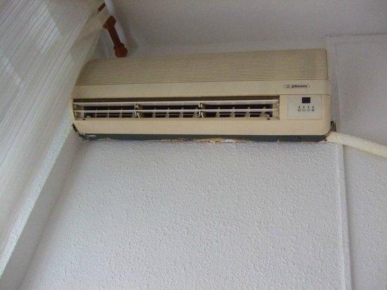 Hostal Cordoba: Aire acondicionado