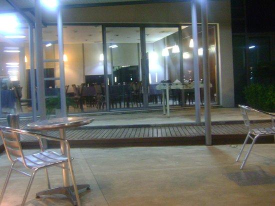 Hotel Camberland : Vista del restaurant