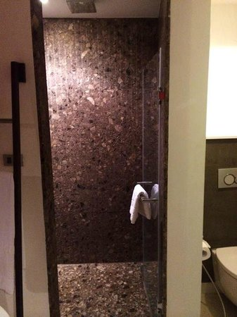 Patong Beach Hotel : Shower