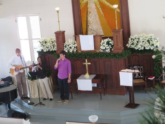 St Thomas Reformed Church : Service