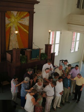St Thomas Reformed Church : Church service