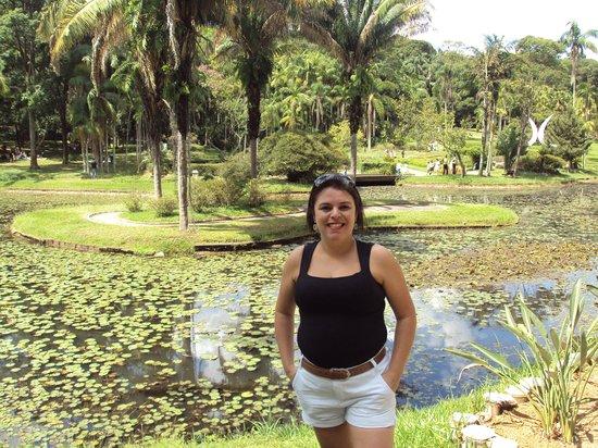Jardim Botânico de São Paulo: Paisagem encantadora