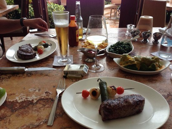 Harry's Prime Steakhouse & Raw Bar : Stake
