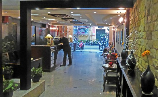 Hanoi Moment Hotel: Lobby of Moment 2 Hanoi