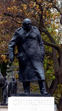 Hotels Washington Dc >> Winston Churchill Statue, London - TripAdvisor