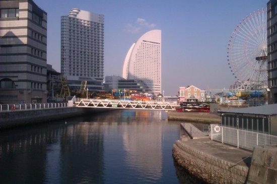 Yokohama Sakuragicho Washington Hotel : Surroundings