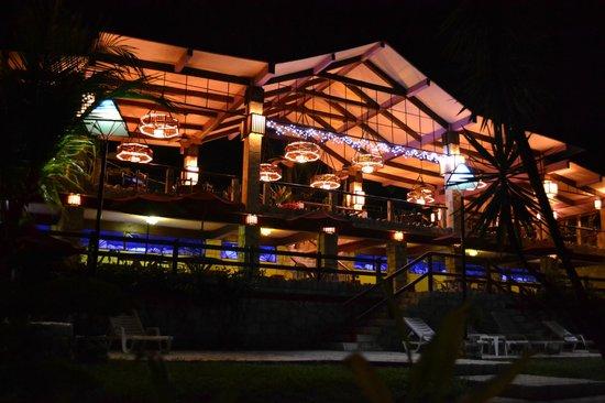 Chan-Kah Resort Village: buen servicio al aire libre