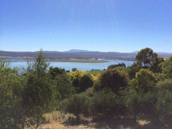 The Tamar Valley: View from Cellar Door