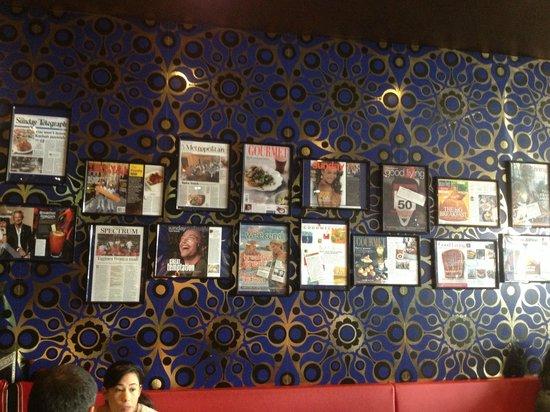 Kazbah Top Ryde: Wall of reviews and awards
