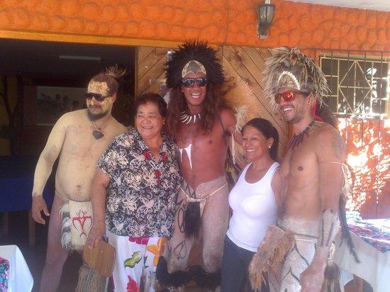 Empanadas Tia Berta: Tia Berta en tapatí 2014