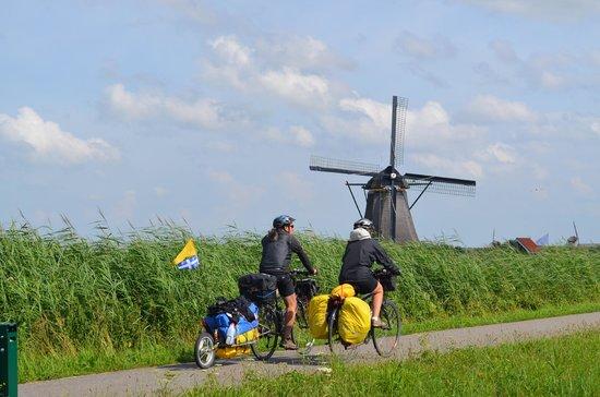Réseau de moulins de Kinderdijk-Elshout : Kinderdijk, The Netherlands