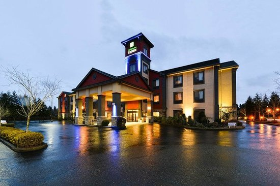 Holiday Inn Express Vancouver North Salmon Creek: EXTERIOR