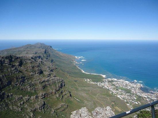 Montagne de la Table : Table Mountain