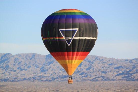 Wanderlust Balloons