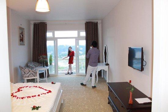 Ngoc Phat Hotel: Superior Double