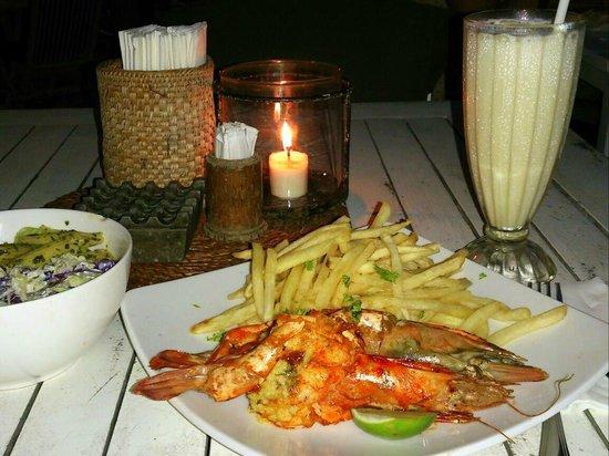 Beach House Restaurant: Seafood BBQ