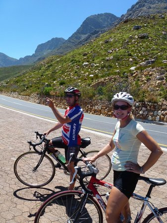 Cycle the Cape - Day Tour : cycling the capes
