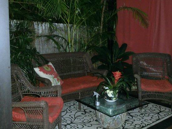 Atlantis House: Outdoor Oasis