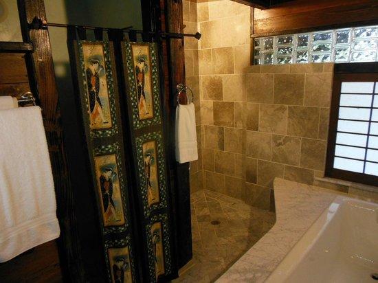 Hale Maluhia Country Inn (house of peace) Kona: Upper level The shoji room - new