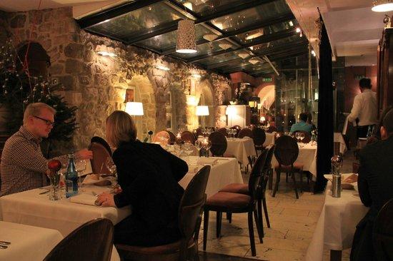 Hotel Rubinstein: Ресторан