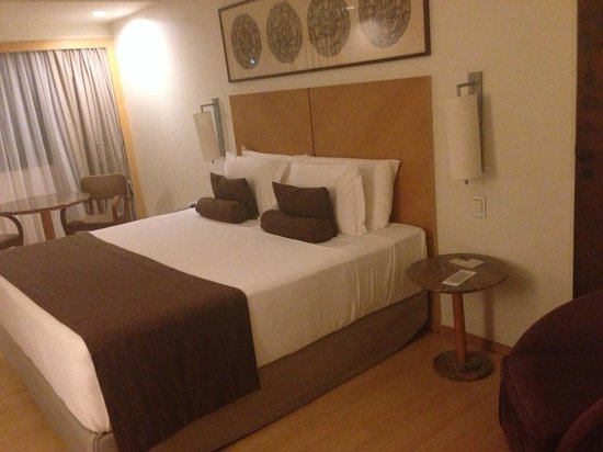 Hotel Gran Marquise : Quarto