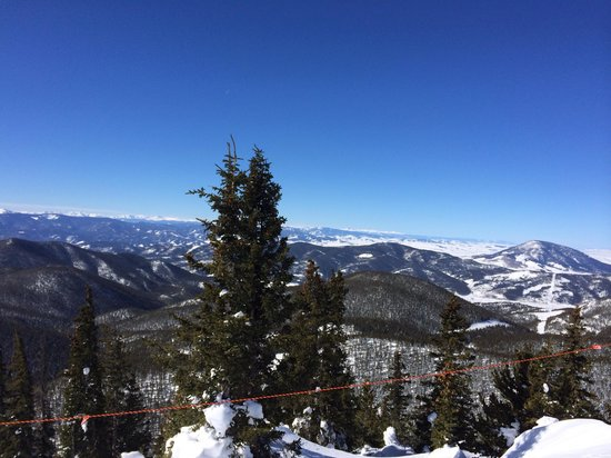 Monarch Mountain: View