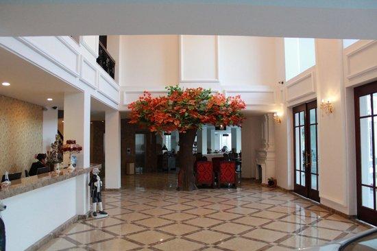 Ngoc Phat Hotel : Lobby